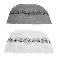 Bicycle Rain Cover Waterproof Dust Garage Outdoor Raincoat Cycling Protector