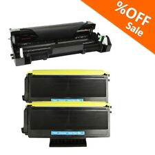 3Pk TN580 Toner Cartridge DR520 Drum For Brother MFC-8460N 8660DN 8670DN Printer