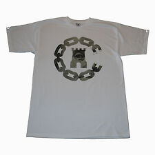 Crooks & Castles - Currency T-Shirt (Wht) - Skate, Streetwear, RRP £30+ NEW!