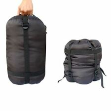 Lightweight Nylon Compression Stuff Sack Bag For Outdoor Camping Sleeping Small