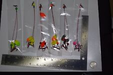 Ice Fishing Quick Strike Rig Pike Muskie Walleye Trout 3/pcs