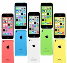 Factory Unlocked APPLE iPhone 5C 32GB 16GB Smartphone Mobile White All Colours