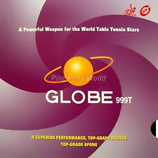 Globe 999T Pips In Table Tennis Rubber with Japan Sponge