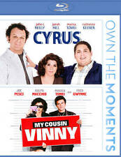 Cyrus / My Cousin Vinny Blu-ray Double feature brand New
