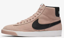 Nike BLAZER MID VINTAGE WOMEN'S SHOE Particle Pink/Black- Size US 5.5,6,6.5 Or 7