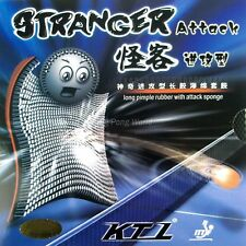 KTL Stranger Attack Long Pips out Table Tennis Rubber with sponge