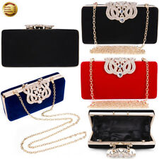 Women Evening Clutch Shoulder Wedding Bag Party Bridal Handbag Wallet Purse Prom