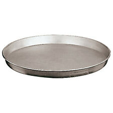 Paderno Baking tin oven steel aluminized h. 1in pack 10 pieces