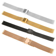 Fashion Milanese Bracelets Stainless Steel Wrist Watch Band Strap 16-24mm