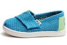 Toms Kids Tiny Two-Tone Freetown Classics Blue 10001212