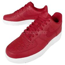 Nike Air Force 1 07 LV8 Cros Gym Red Mens Casual Shoes Sneakers AF1 718152-603