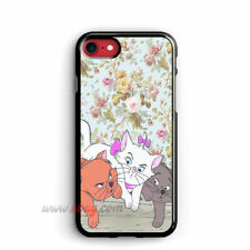 Cat flower iphone cases Cartoon samsung galaxy case ipod cover
