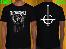"""Mens Ghost BC Swedish Band T Shirt Black """"The Ghost Inside Ghost B.C. Band Tee"""""""