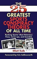25 Greatest Sports Conspiracy Theories of All-Time Ranking Sports-Free Shipping