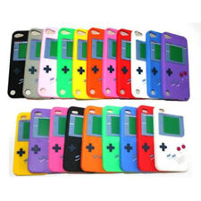 Cool Gameboy Silicone Phone Cover Skin Case for Apple Iphone 6 7 8Plus 5 6S SE