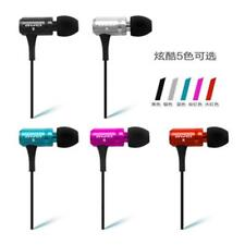 Noise Isolation Awei ES-900i  In-ear Earphone with 1.2m Cable Mic for Smartphone