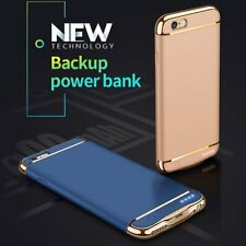 External Battery Power Bank Backup Charger Case Cover for iPhone 6/6S/7/7P Lot