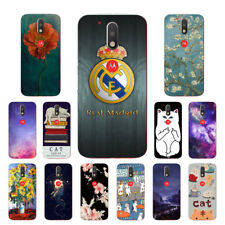 Soft TPU Silicone Case For Motorola Moto G4 Plus Phone Back Covers Skins Cats