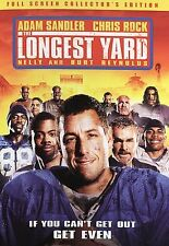 The Longest Yard (DVD, 2005, Full Screen/ Checkpoint)