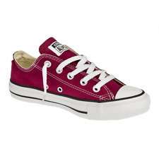 Converse Chuck Taylor All Star OX M9691C burgundy trainers