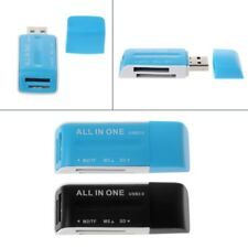 USB 2.0 All in one Multi Memory Card Reader for Micro SD/SDHC MMC MS M2 TF