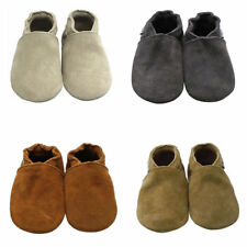 Mejale Baby Shoes Soft Suede Leather Sole Toddler Infant LO Walking Moccasins