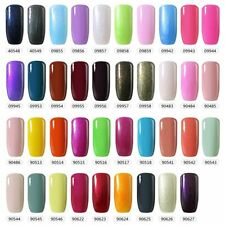 BELLE FILLE Nail Art Soak Off  UV LED Gel Polish Varnish UV Lamp Manicure 8ml