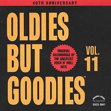 Oldies But Goodies, Vol. 11 by Various Artists (Cassette, Oct-1990, Original So…