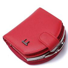 Fashion New Brand Purse Wallet Cowhide Leather Small Wallet Money Card Holder