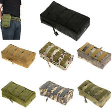 Tactical MOLLE PALS Modular Utility Pouch Magazine Mag Accessory Waist Bag Pouch