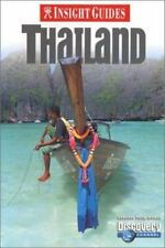 Insight Guides: Thailand (2005, Book, Other, Revised)