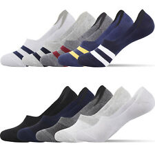 Lot 15 Pack Womens No Show Socks Low Cut Athletic Liner Sock Cotton Solid Stripe