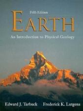 The Earth: An Introduction to Physical Geology-ExLibrary