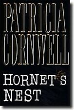 Hornet's Nest by Patricia Cornwell (1997, Hardcover) Crime Mystery