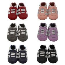 Yalion Baby Leather Shoes First Walking Sports Sneakers Infant Toddler Moccasins
