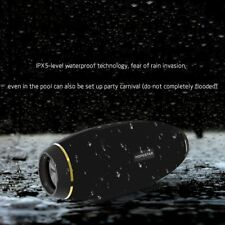 H20 Wireless Bluetooth Speaker Compact Size Stereo Sound HIFI Bass Subwoofer Q9