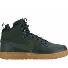 Nike Court Borough Mid Winter AA0547 300 mens green basketball shoes sneakers