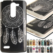 For LG Phone TPU Soft Case Protective Back Rubber Silicone Shockproof Cover Skin
