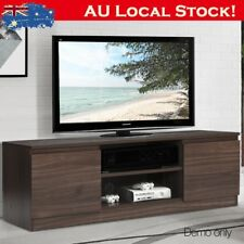 TV Stand Entertainment Unit Cabinet Lowline Plasma LCD LED with Storage