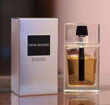 Dior Homme EDT by Christian Dior 5 ML or 10 ML atomizer sample spray