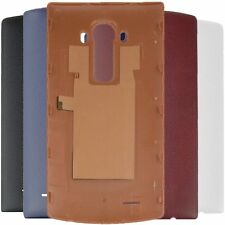 NFC + REAR BACK DOOR HOUSING BATTERY COVER CASE (LEATHER PATTERN) FOR LG G4