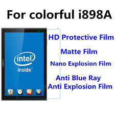 3pcsFor colorful i898A Hot Sales Anti Blue Ray Protect Eyes Screen Protector