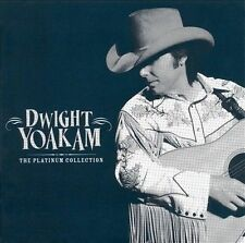 """DWIGHT YOAKAM """"PLATINUM COLLECTION"""" COUNTRY CD NEW+"""