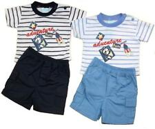 Baby boys Space teddy adventure fun outfit set