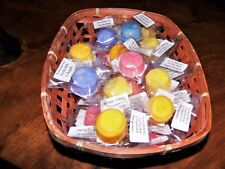 ROOM FRAGRANCES Handmade Highly Scented Soy Wax Melts 16g Fruit, Floral, Fresh..