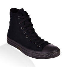 Converse - Chuck Taylor All Star High Mens Womens Unisex Casual Shoes  - Black M