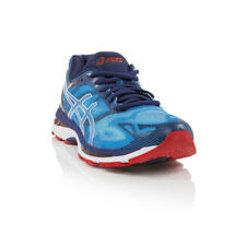 Asics - Mens Gel Nimbus 19 - Diva Blue/White/Indigo Blue