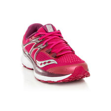 Saucony - Triumph ISO 3 Women's Running Shoe - Pink/Silver/Berry