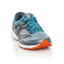 Saucony - Triumph ISO 3 Men's Running Shoe - Blue/Grey/Red