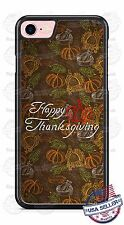 Thanksgiving Pumpkin Phone Cover Case For iPhone Samsung HTC LG